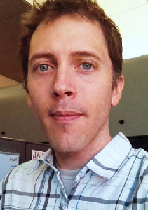 Researcher and consultant Sean Thomas, Ph.D.